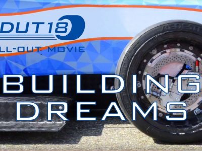 Building Dreams - DUT18 Roll-out